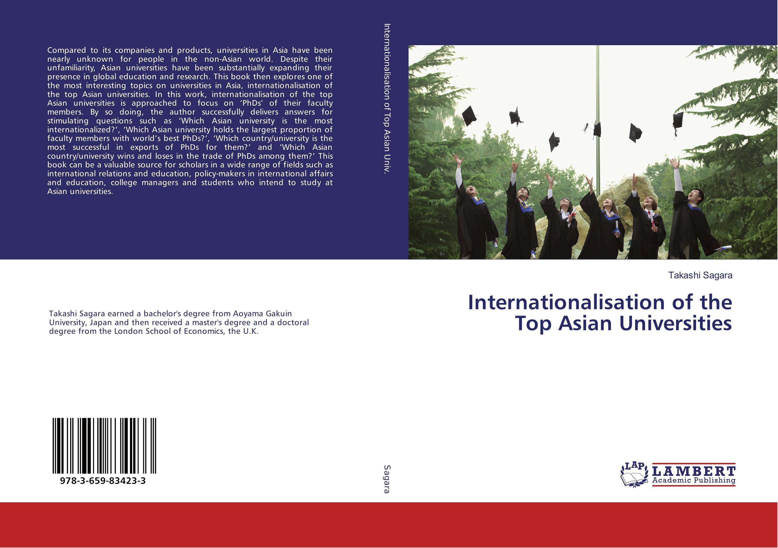 Internationalisation of the Top Asian Universities external efficiency of university education in kenyan universities