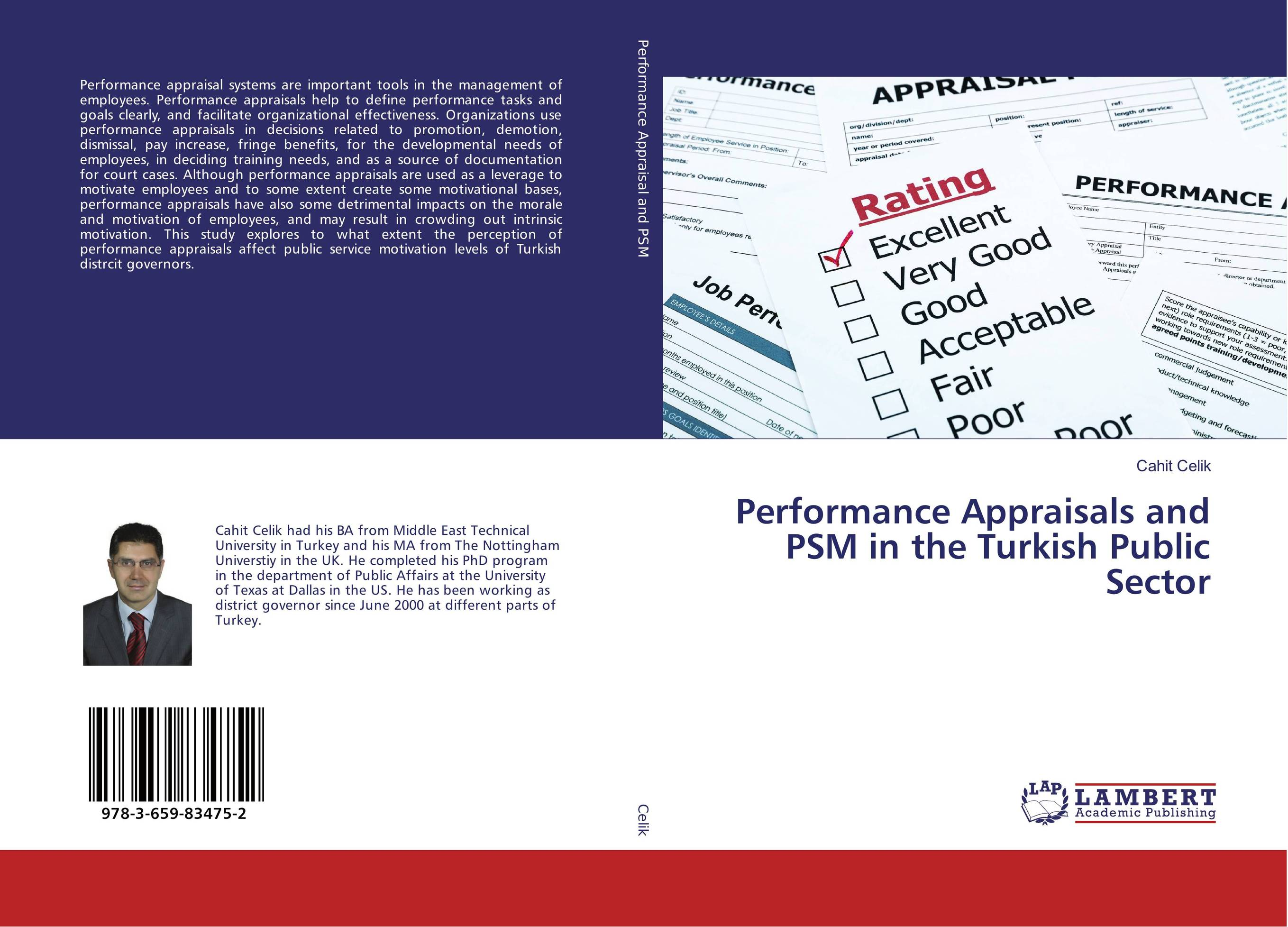 Performance Appraisals and PSM in the Turkish Public Sector predictive validity of kcpe performance on kcse performance