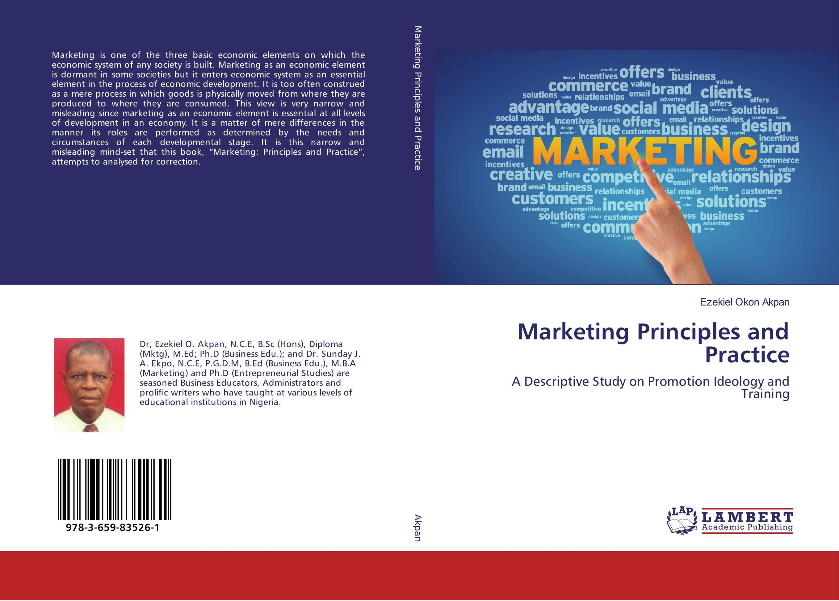 Marketing Principles and Practice principles of international marketing