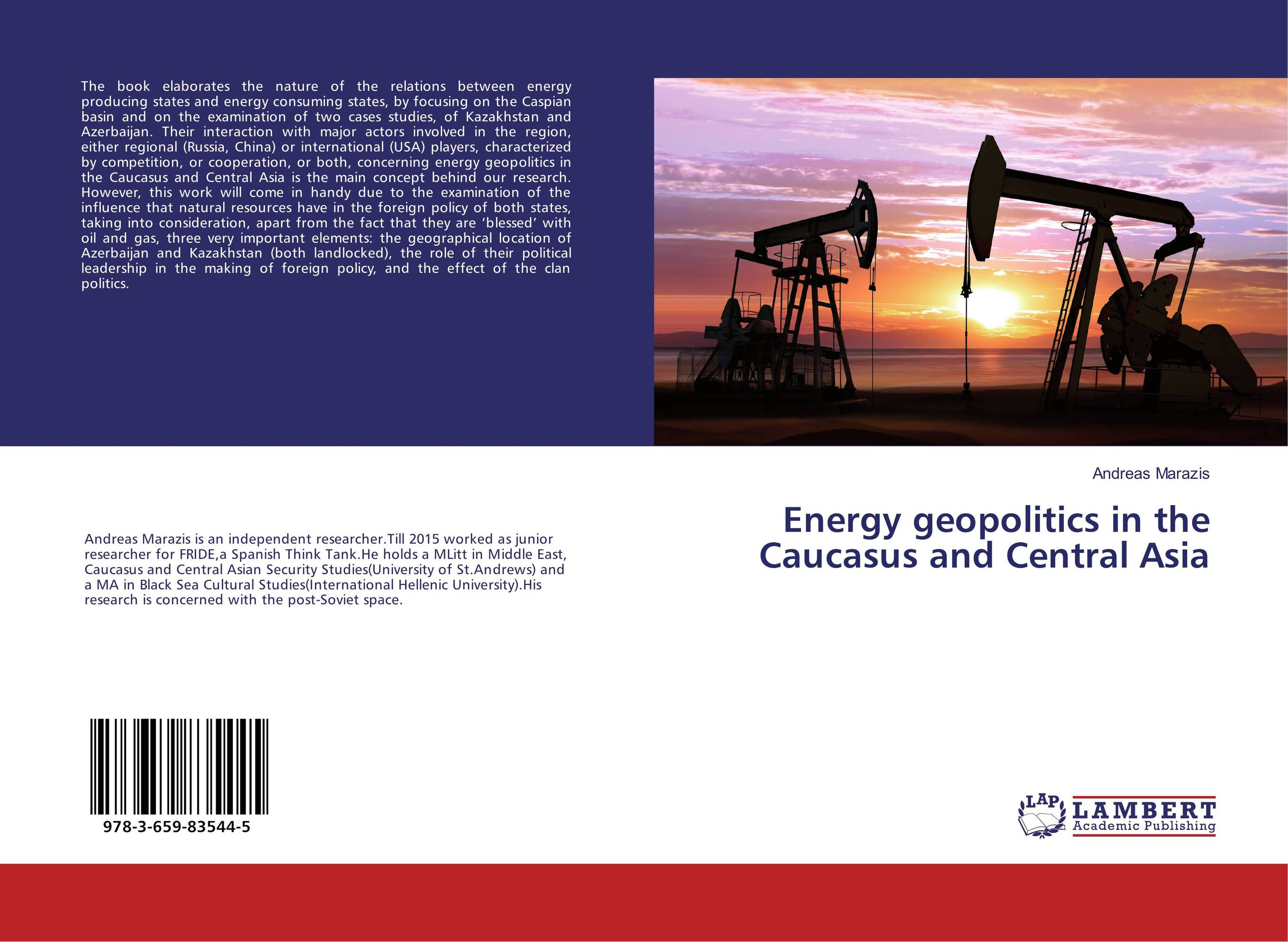 Energy geopolitics in the Caucasus and Central Asia купить
