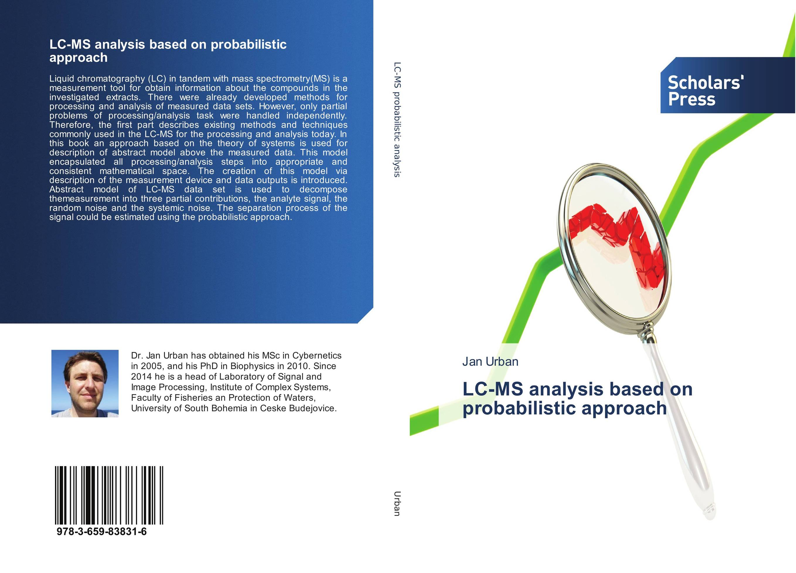LC-MS analysis based on probabilistic approach канва с рисунком для вышивания бисером hobby