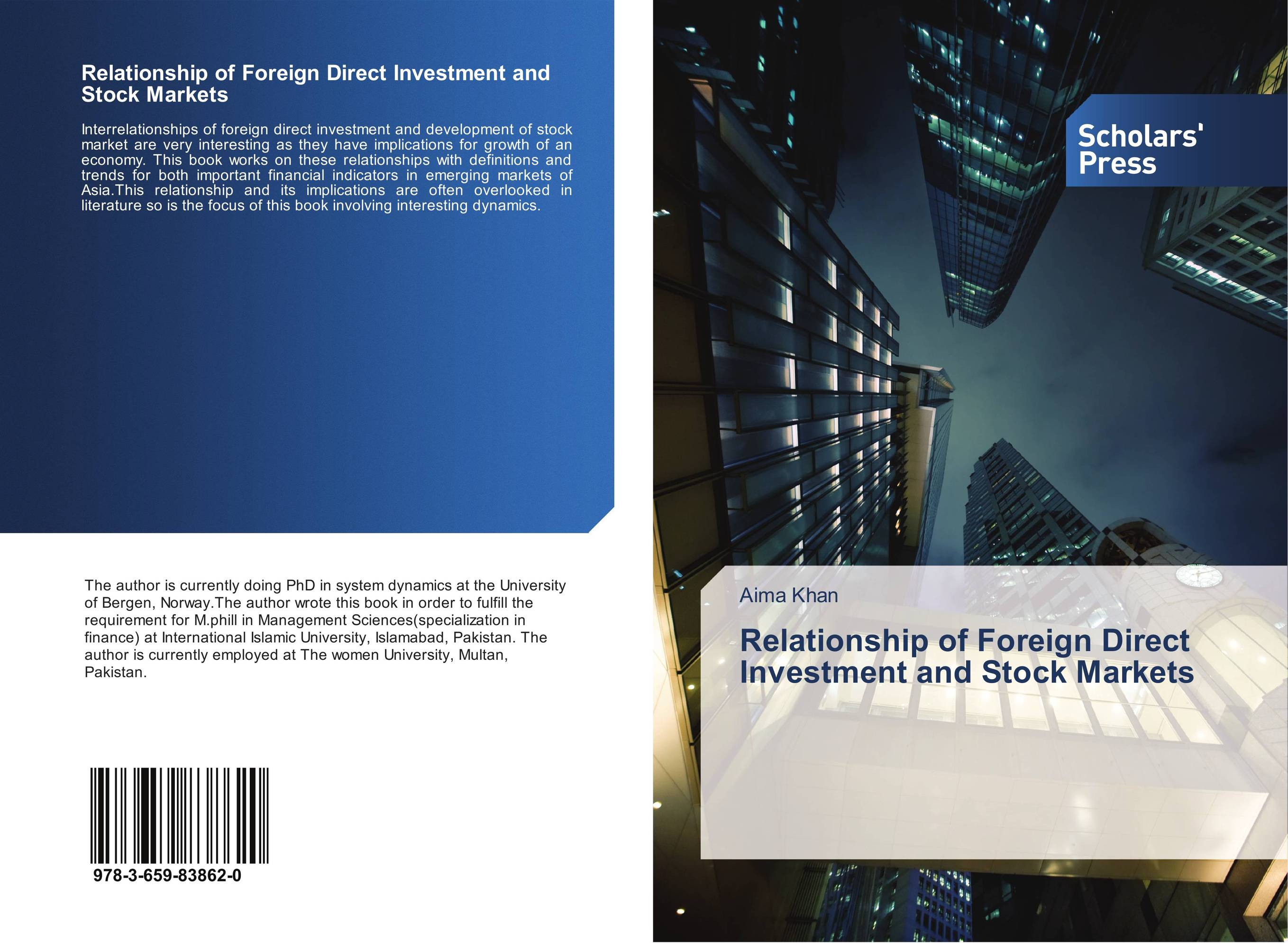 Relationship of Foreign Direct Investment and Stock Markets relationship of foreign direct investment and stock markets
