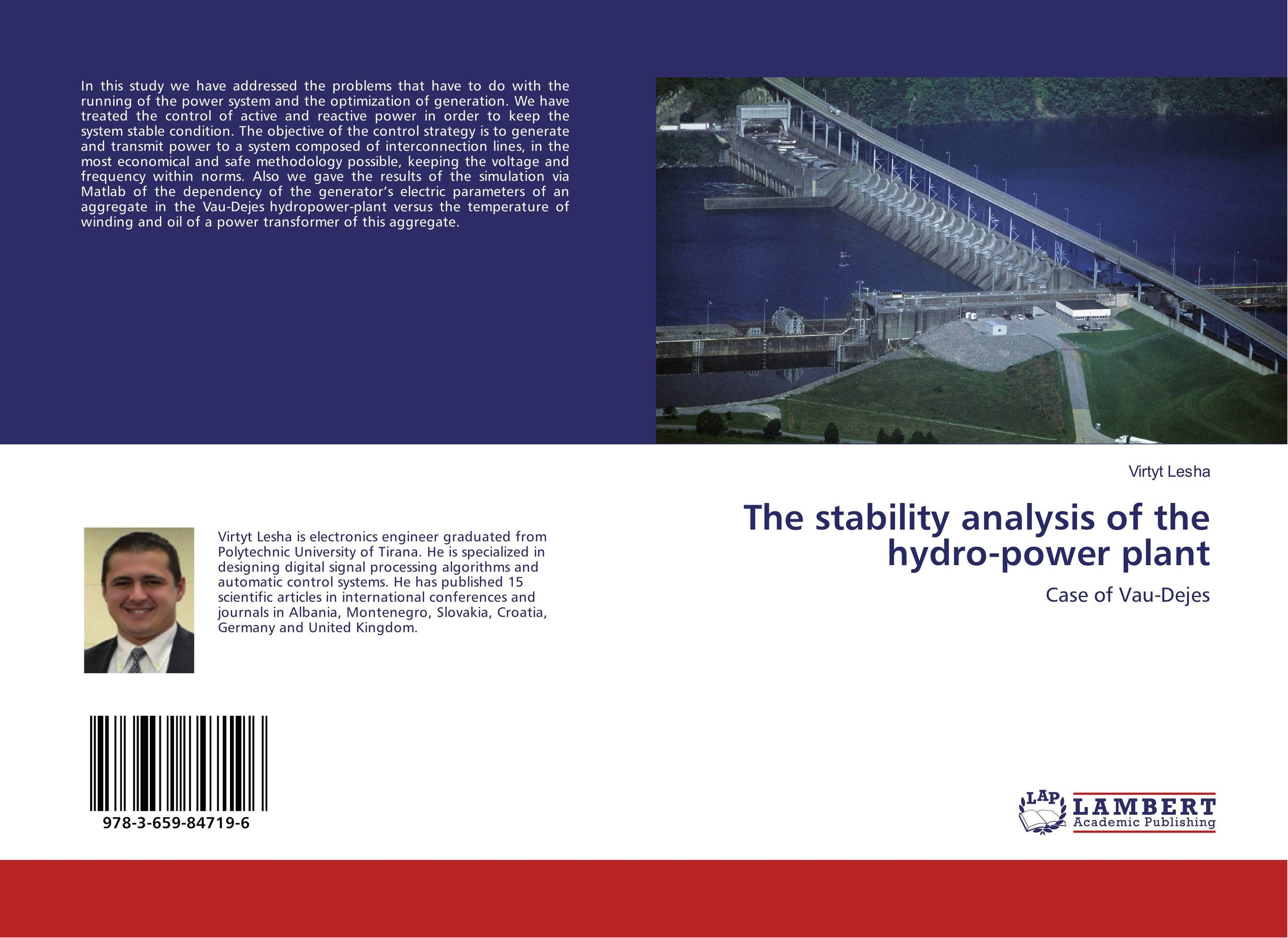 The stability analysis of the hydro-power plant stem bromelain in silico analysis for stability and modification