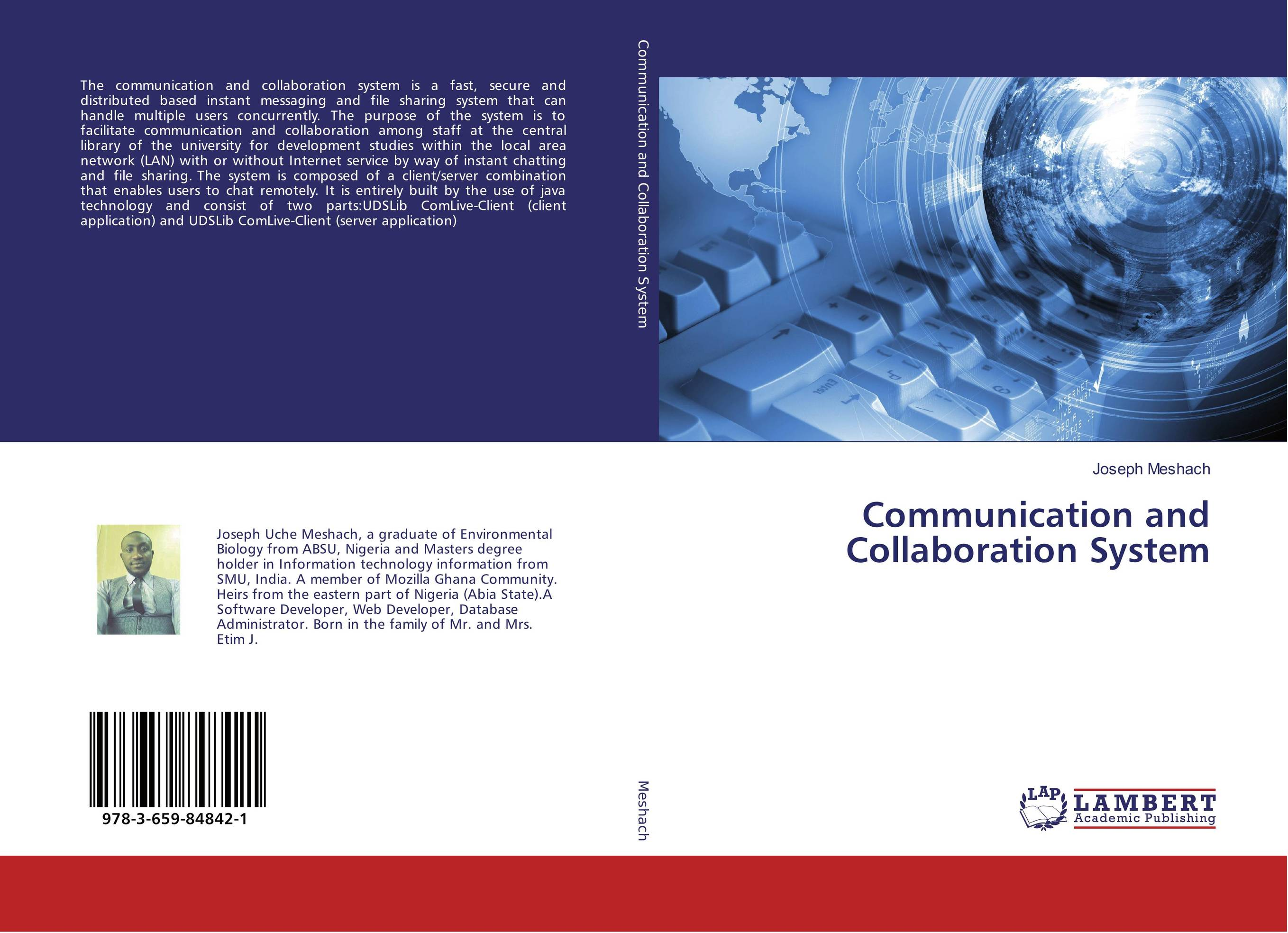 Communication and Collaboration System easy and secure real time file sharing system
