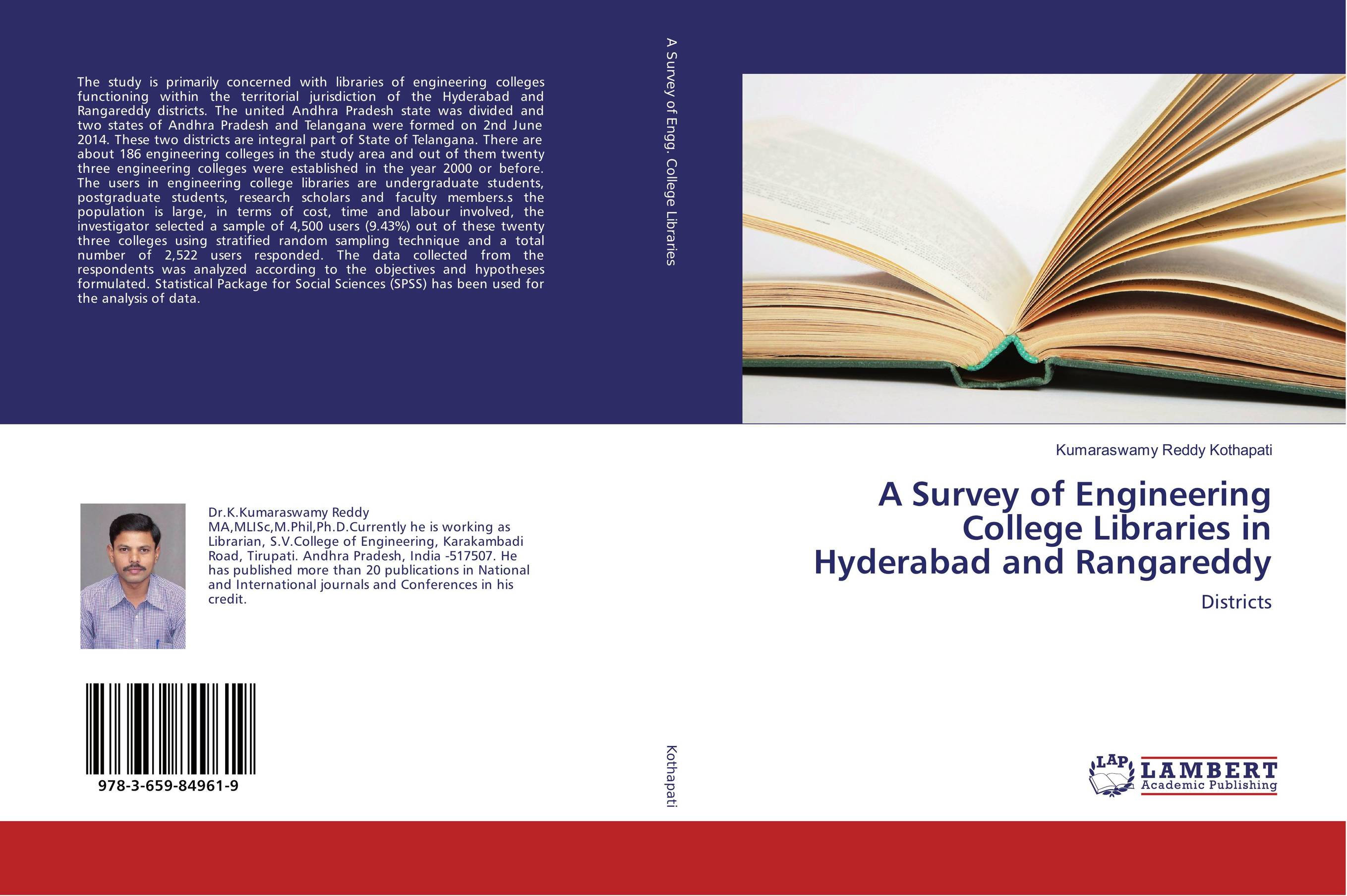 A Survey of Engineering College Libraries in Hyderabad and Rangareddy rakesh bhatia surinder bir singh and harpreet kaur organizational development comparative study of engineering colleges