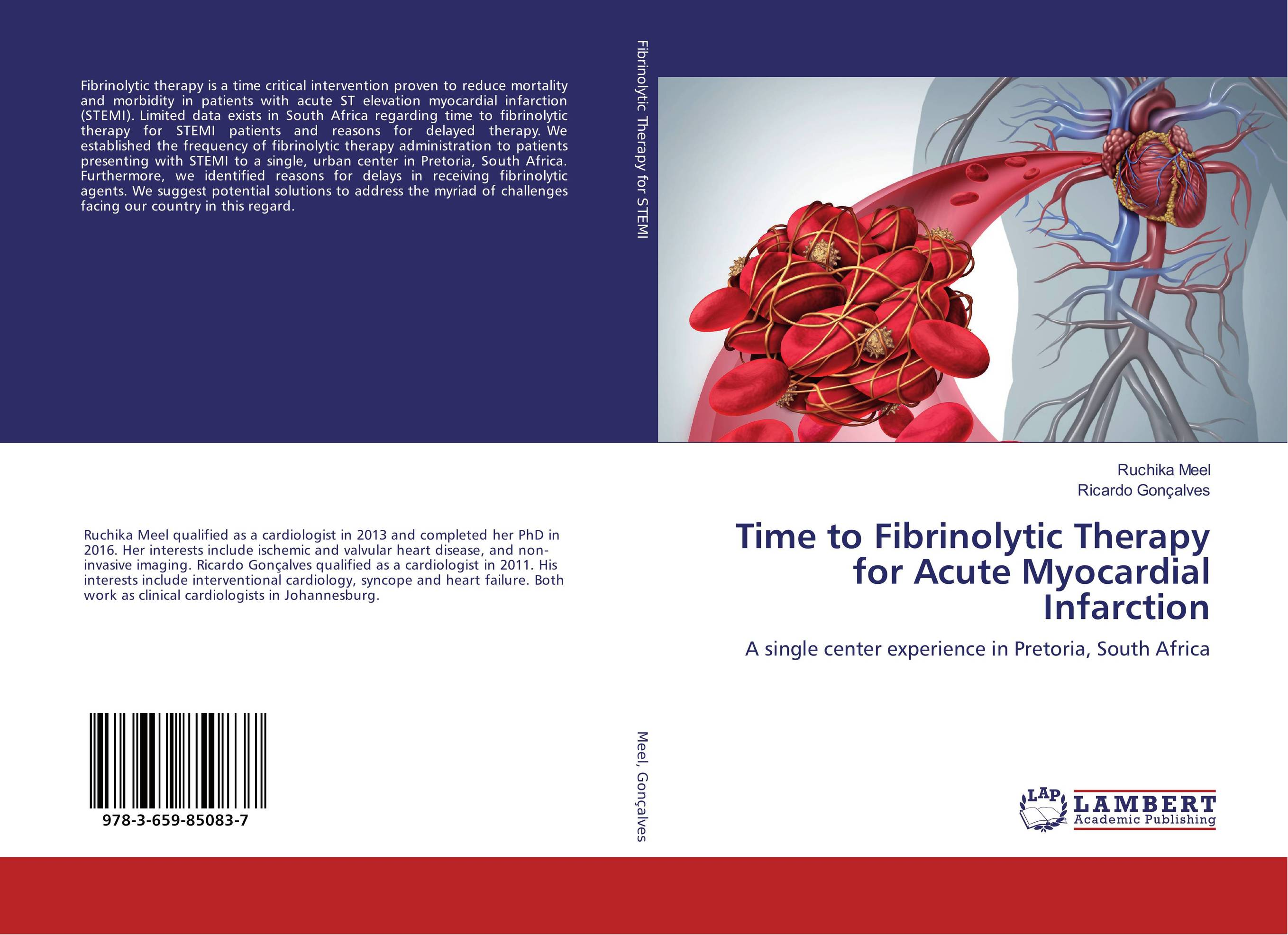 Time to Fibrinolytic Therapy for Acute Myocardial Infarction metabolic syndrome in patients with acute myocardial infarction
