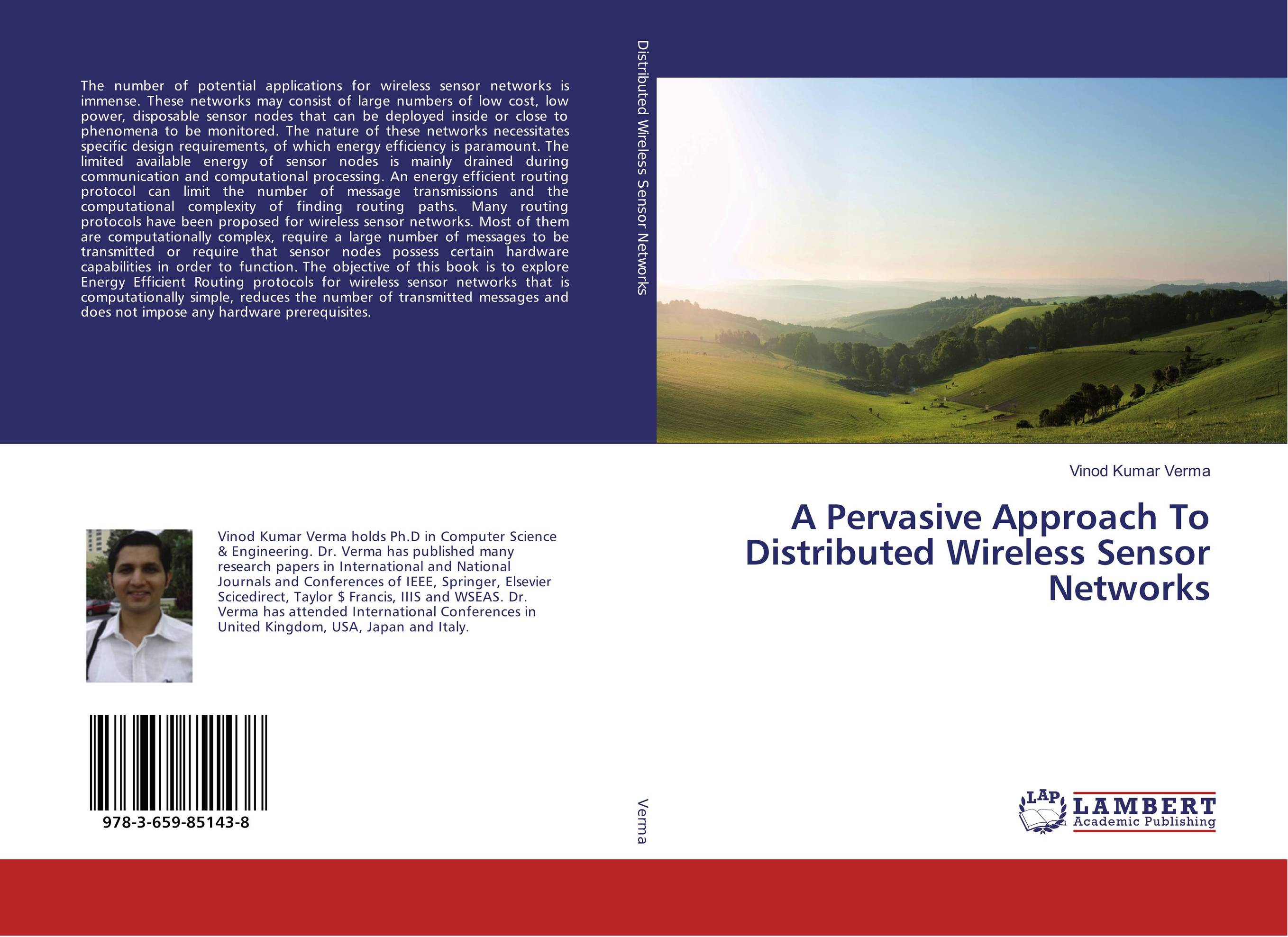 A Pervasive Approach To Distributed Wireless Sensor Networks energy efficient secure routing in wireless sensor networks