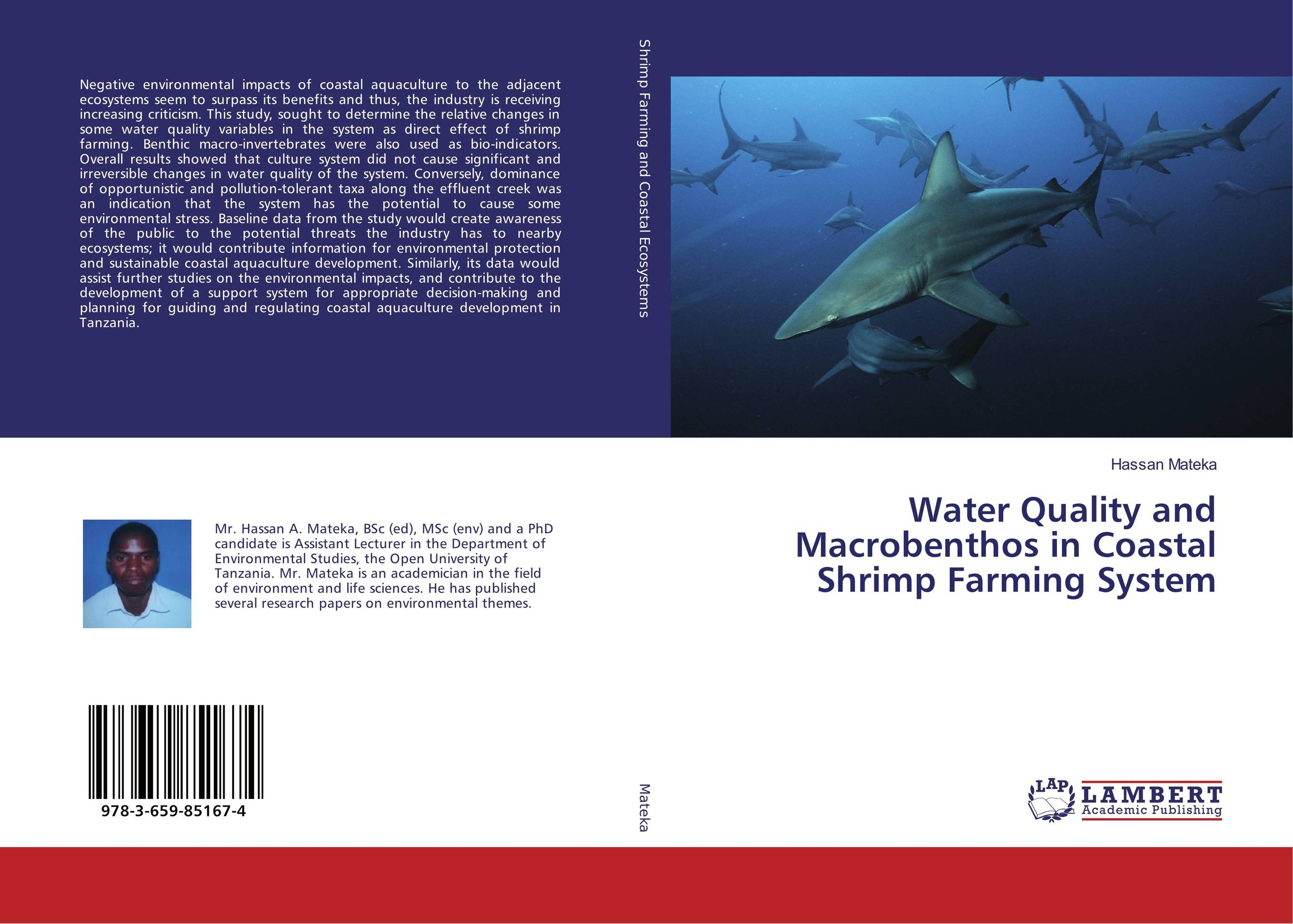 Water Quality and Macrobenthos in Coastal Shrimp Farming System bride of the water god v 3