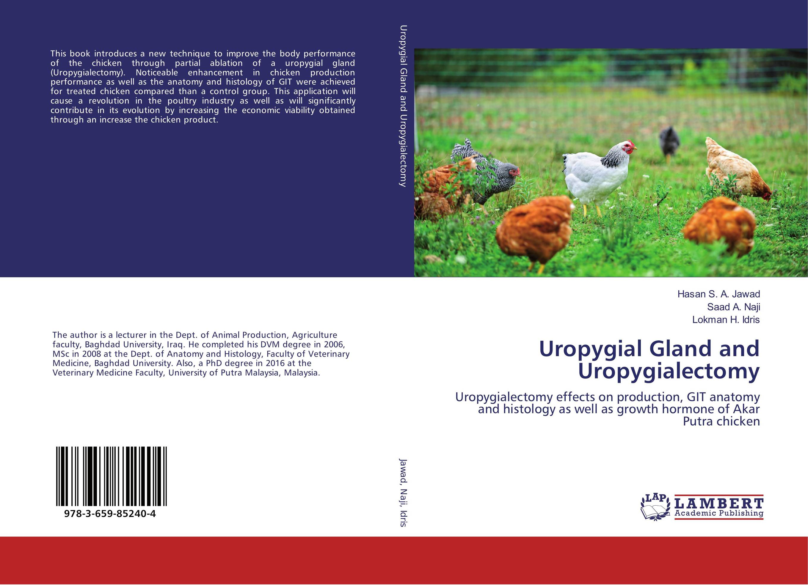 Uropygial Gland and Uropygialectomy anatomy of a disappearance