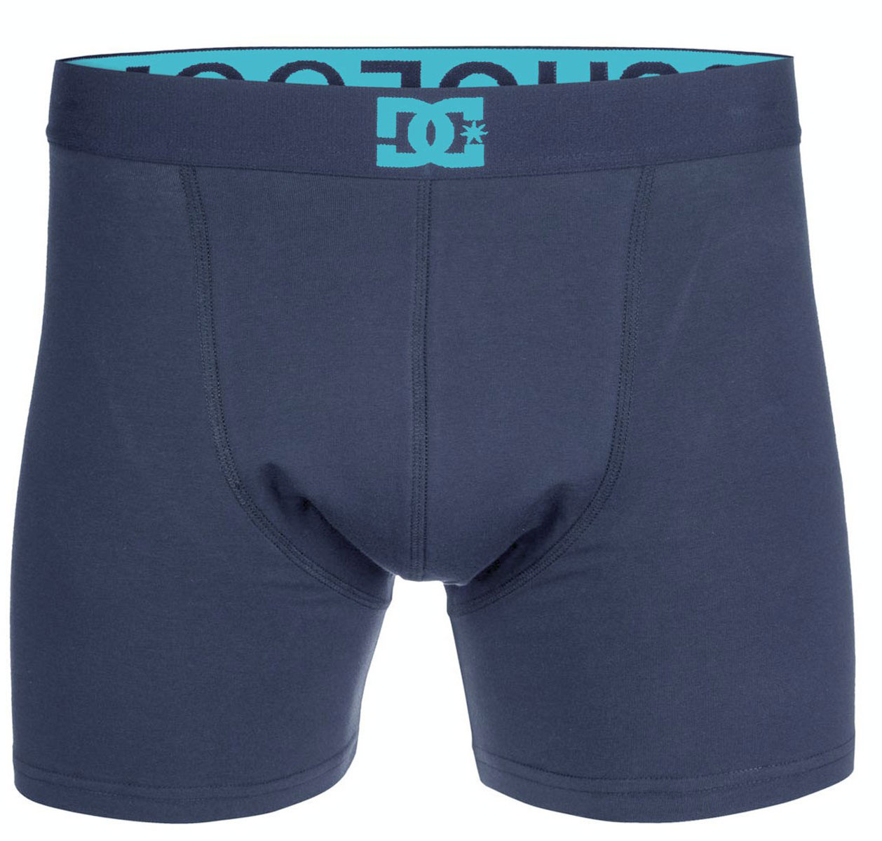Трусы мужские DC Shoes Woolsey, цвет: синий. EDYLW00003-BRA0. Размер S (42) dc shoes кеды dc shoes evan smith hi navy gold 9