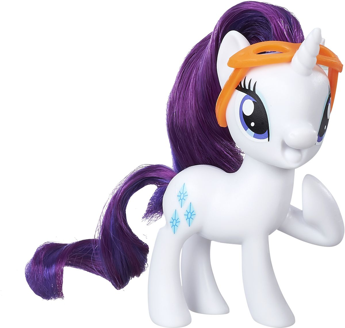 My Little Pony Фигурка Rarity my little pony игровой набор dress shop rarity