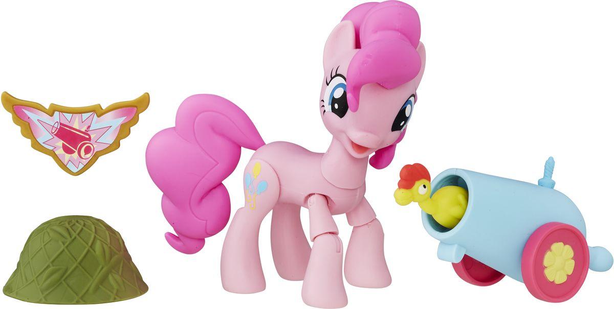 My Little Pony Игровой набор Хранители Гармонии Pinkie Pie my little pony игровой набор dress shop rarity