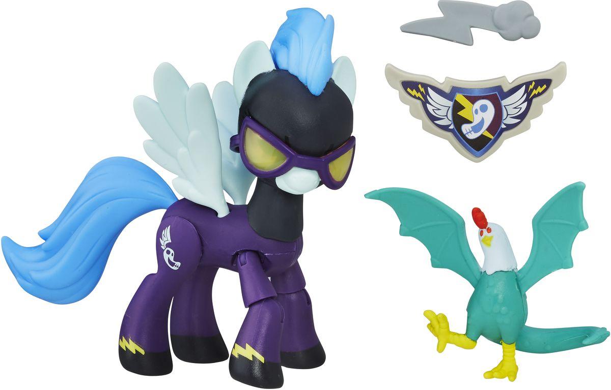 My Little Pony Игровой набор Хранители Гармонии Shadowbolts pony фигурки игрушки my little pony фигурка хранители гармонии с артикуляцие