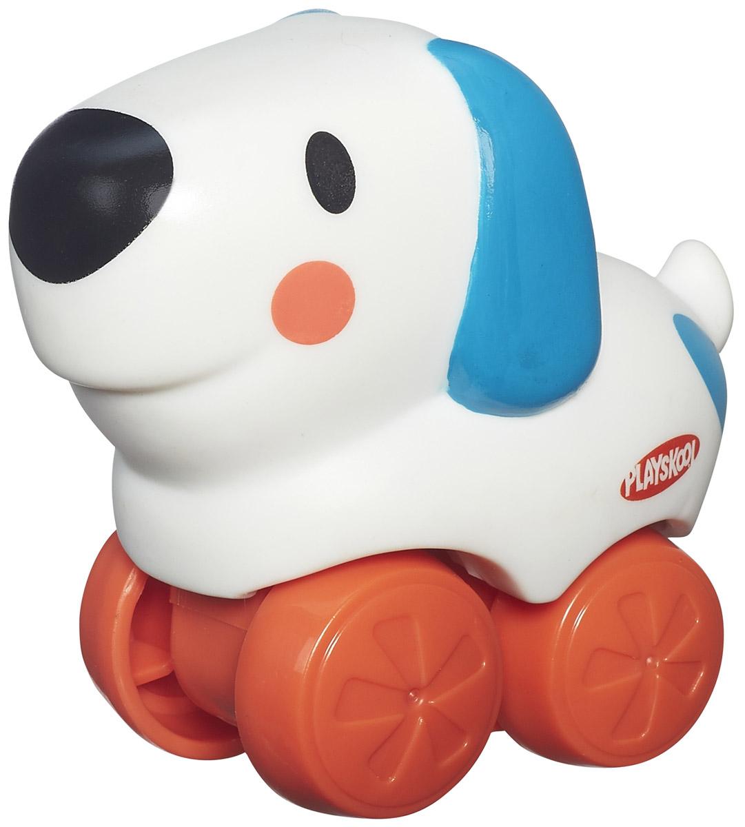 Playskool Машинка-игрушка Веселые мини-животные Собачка