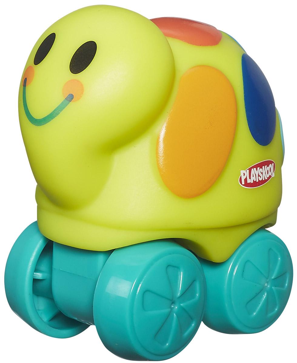 Playskool Машинка-игрушка Веселые мини-животные Черепашка