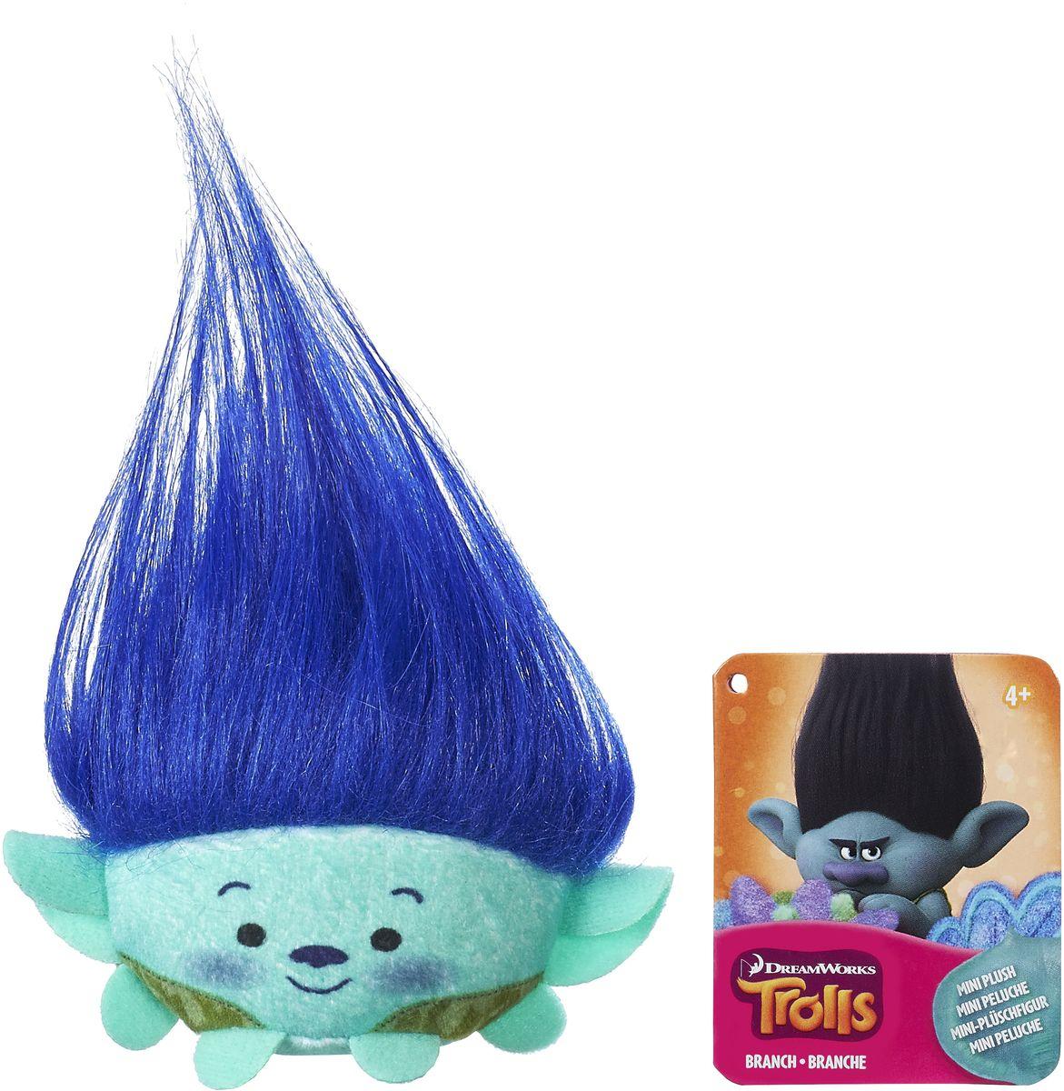 Trolls Мягкая игрушка Цветан 6 см