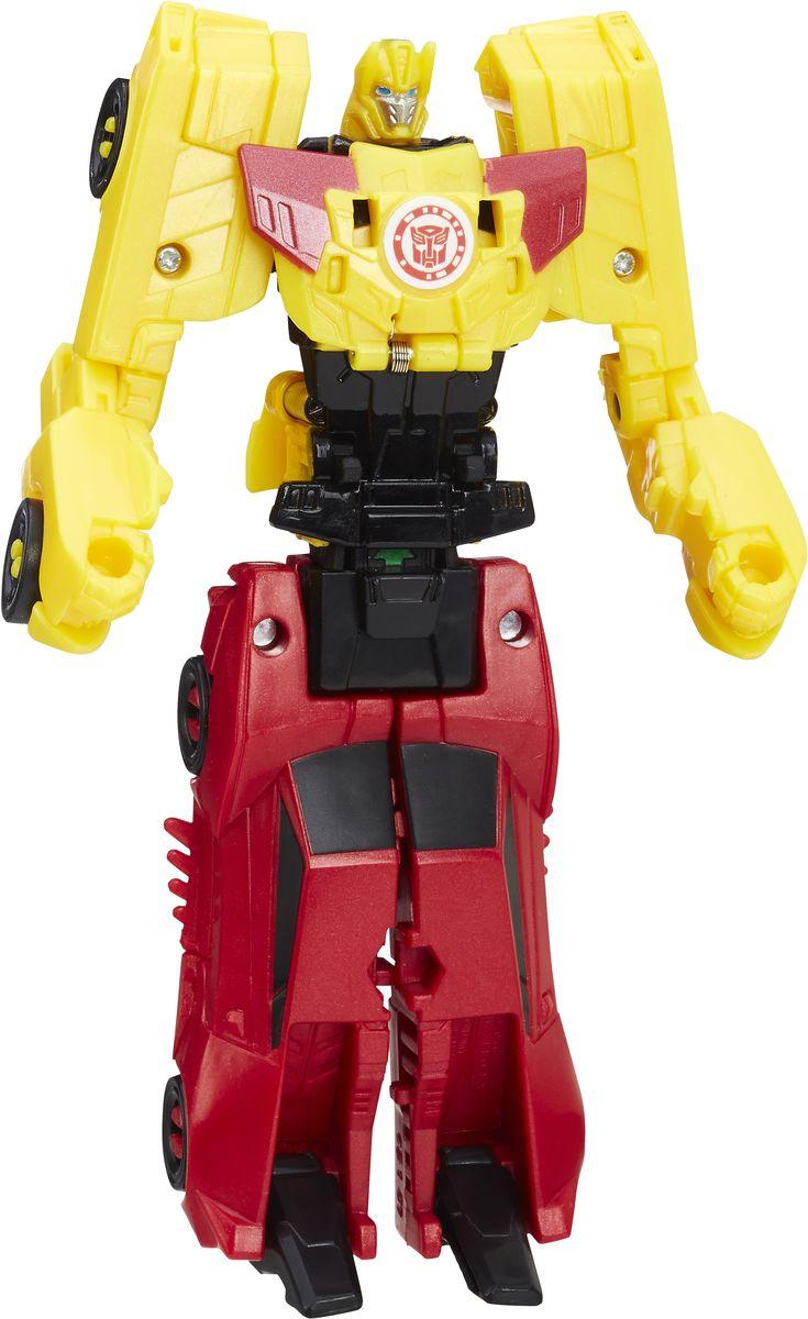 Transformers Трансформер Sideswipe & Bumblebee transformers трансформер thermidor