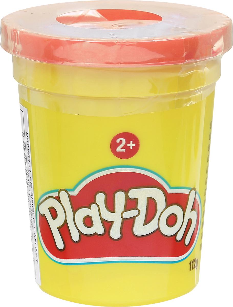 Play-Doh Пластилин цвет оранжевый 112 г play doh b6756 пластилин 1 банка 112 гр в ассорт фиол розов оранж голуб желт