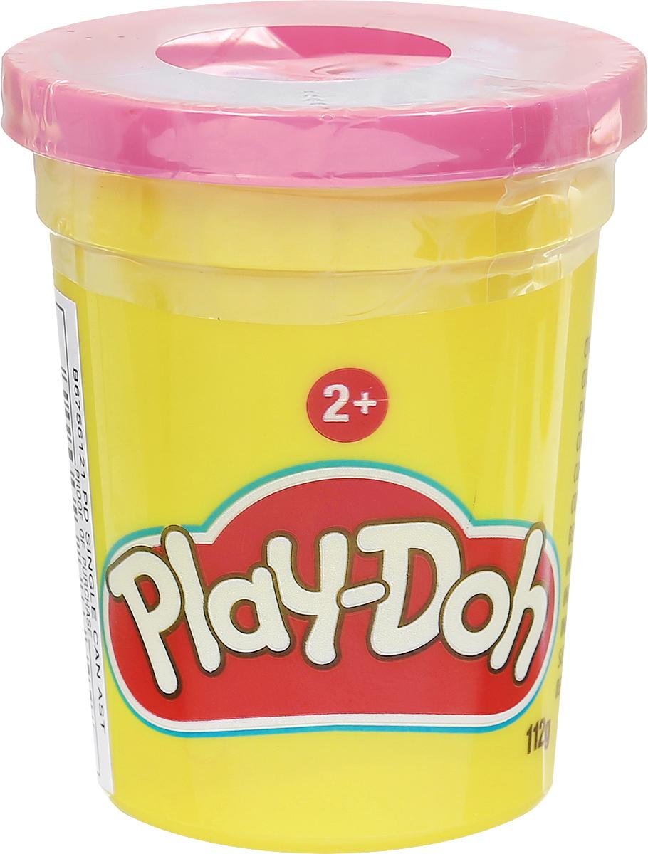 Play-Doh Пластилин цвет розовый 112 гB6756121_розовыйПластилин Play-Doh, предназначенный для лепки и моделирования, поможет ребенку развить творческие способности, воображение и мелкую моторику рук. Пластилин яркого насыщенного цвета упакован в баночку, плотно закрывающуюся крышкой.Play-Doh - король пластилина! Этот уникальный материал для детского творчества давно стал любимой развивающей игрушкой для малышей во всем мире. Мягкий пластилин Play-Doh дарит детям радость творчества, а родителям - уверенность, что ребенок получает новые знания самым безопасным способом. Лепить из пластилина, который не прилипает к рукам, одно удовольствие! Пластилин окрашен безопасным красителем, быстро высыхает и не имеет запаха.