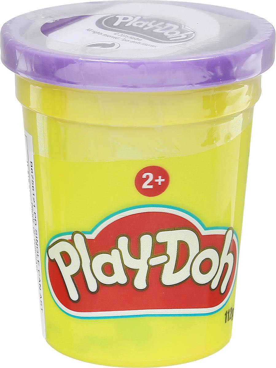Play-Doh Пластилин цвет сиреневый 112 г hasbro игровой набор главная улица play doh город