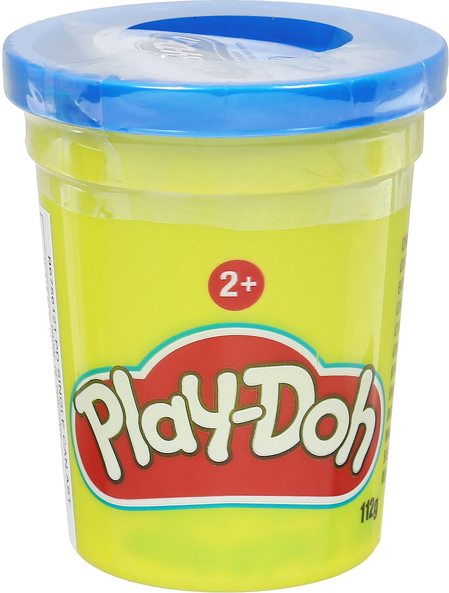 Play-Doh Пластилин цвет голубой 112 г play doh rainbow color pack пластилин 8 цветов