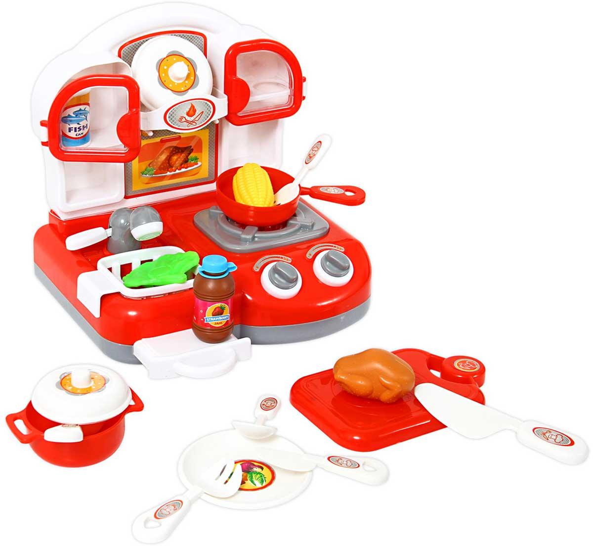 Veld-Co Кухонная плита veld co игровой набор с куклой торговый центр