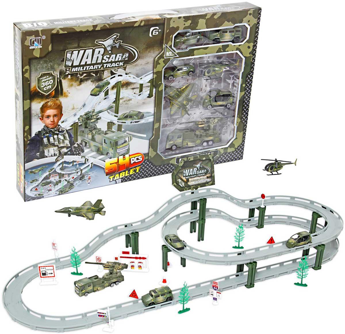 Veld-Co Трек Военные veld co набор военный для сюжетной игры с джипом