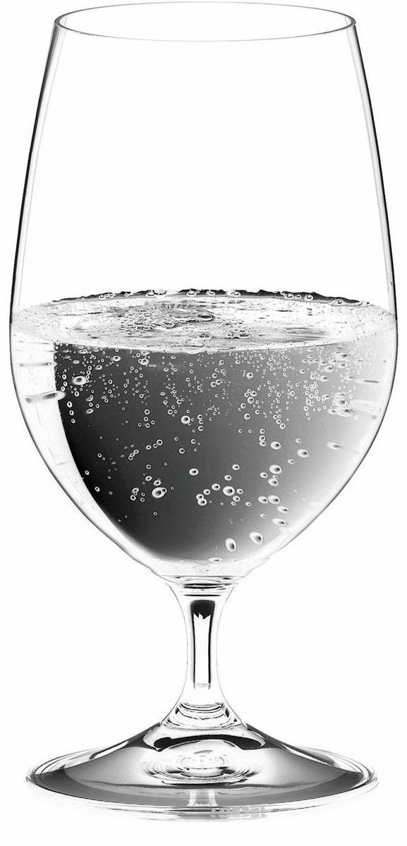 Набор бокалов для воды Riedel Vinum. Gourmetglas, 370 мл, 2 шт6416/21Хрустальные бокалы Riedel Vinum. Gourmetglas на короткой ножке прекрасно впишутся в любую сервировку стола. Они отлично подойдут для подачи воды и различных прохладительных напитков. Из такого бокала очень приятно и удобно пить воду со льдом, соки или газированные напитки.Высота: 15,6 см.Диаметр: 7,8 см.