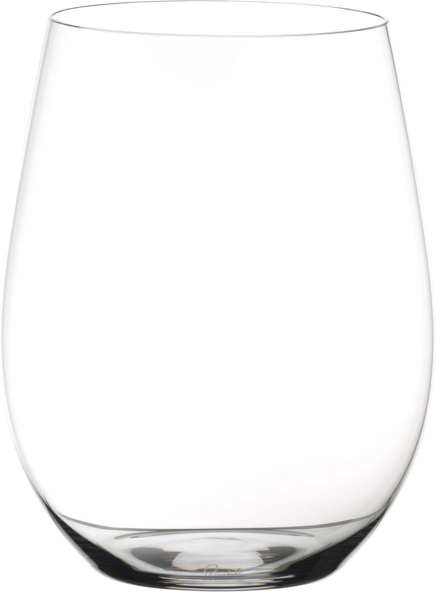 Набор бокалов для красного вина Riedel The Big O. Cabernet. Merlot, 877 мл, 2 шт купить хрустальные бокалы в киеве