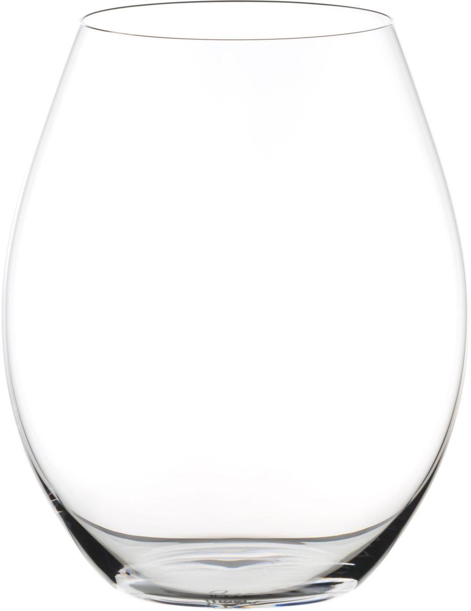 Набор бокалов для красного вина Riedel The Big O. Syrah, 570 мл, 2 шт0414/41Хрустальные бокалы Riedel The Big O. Syrah прекрасно впишутся в любую сервировку стола. Они отлично подойдут для красного вина. Бокалы Riedel очень удобны для каждодневного использования, они легки в уходе.Высота: 11,8 см.