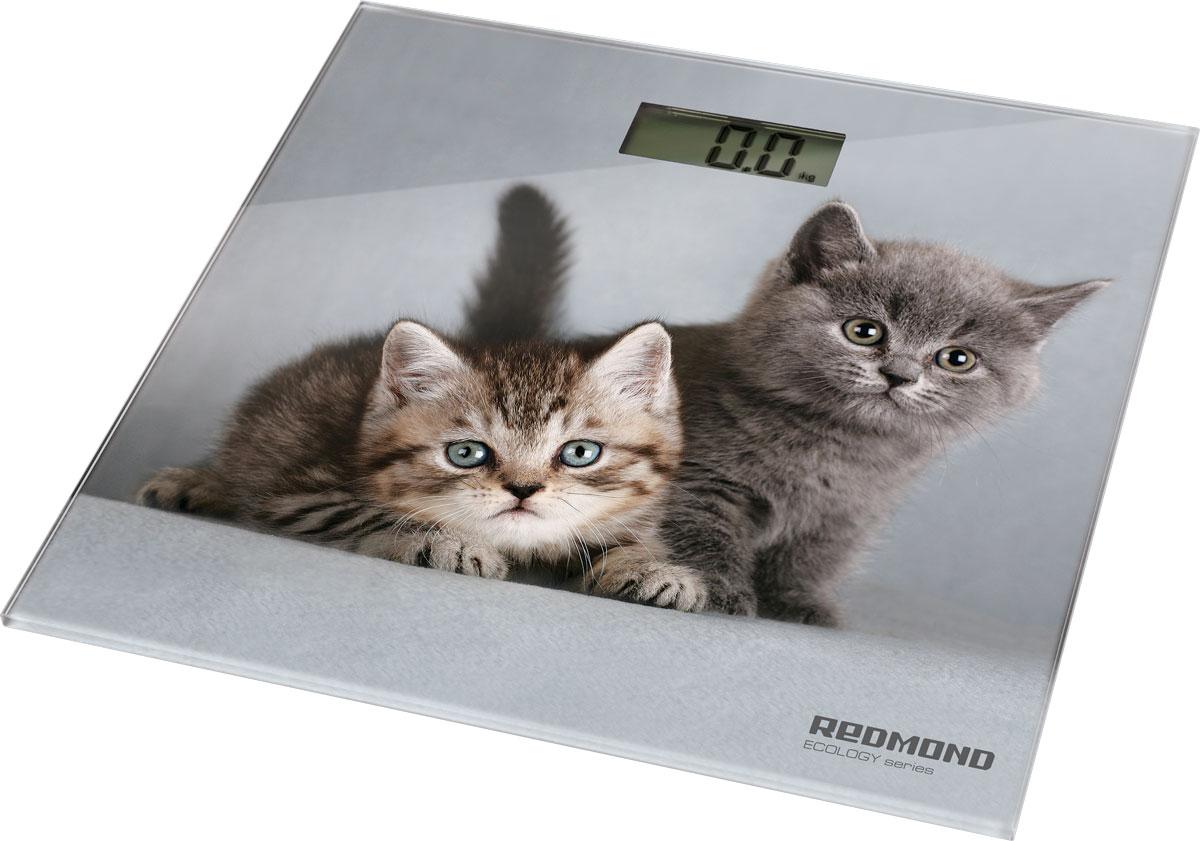 Redmond RS-735 Котята напольные весыRS-735 (котята)Напольные электронные весы Redmond RS-735 - неотъемлемый атрибут здорового образа жизни. Они необходимы тем, кто следит за своим здоровьем, весом, ведет активный образ жизни, занимается спортом и фитнесом. Очень удобны для будущих мам, постоянно контролирующих прибавку в весе, также рекомендуются родителям, внимательно следящим за весом своих детей.