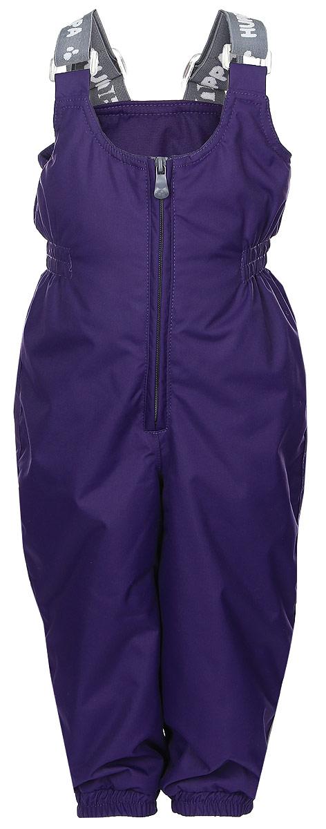 Брюки утепленные детские Huppa Neo, цвет: темно-лилoвый. 26460010-70073. Размер 92 брюки утепленные детские huppa freja 1 цвет темно лилoвый 21700116 70073 размер 164