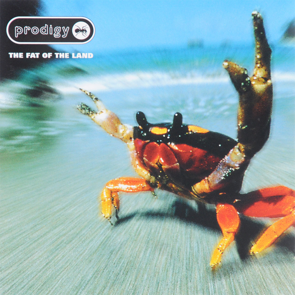 The Prodigy Prodigy. The Fat Of The Land (2 CD) gigi крем для век и шеи new age comfort eye