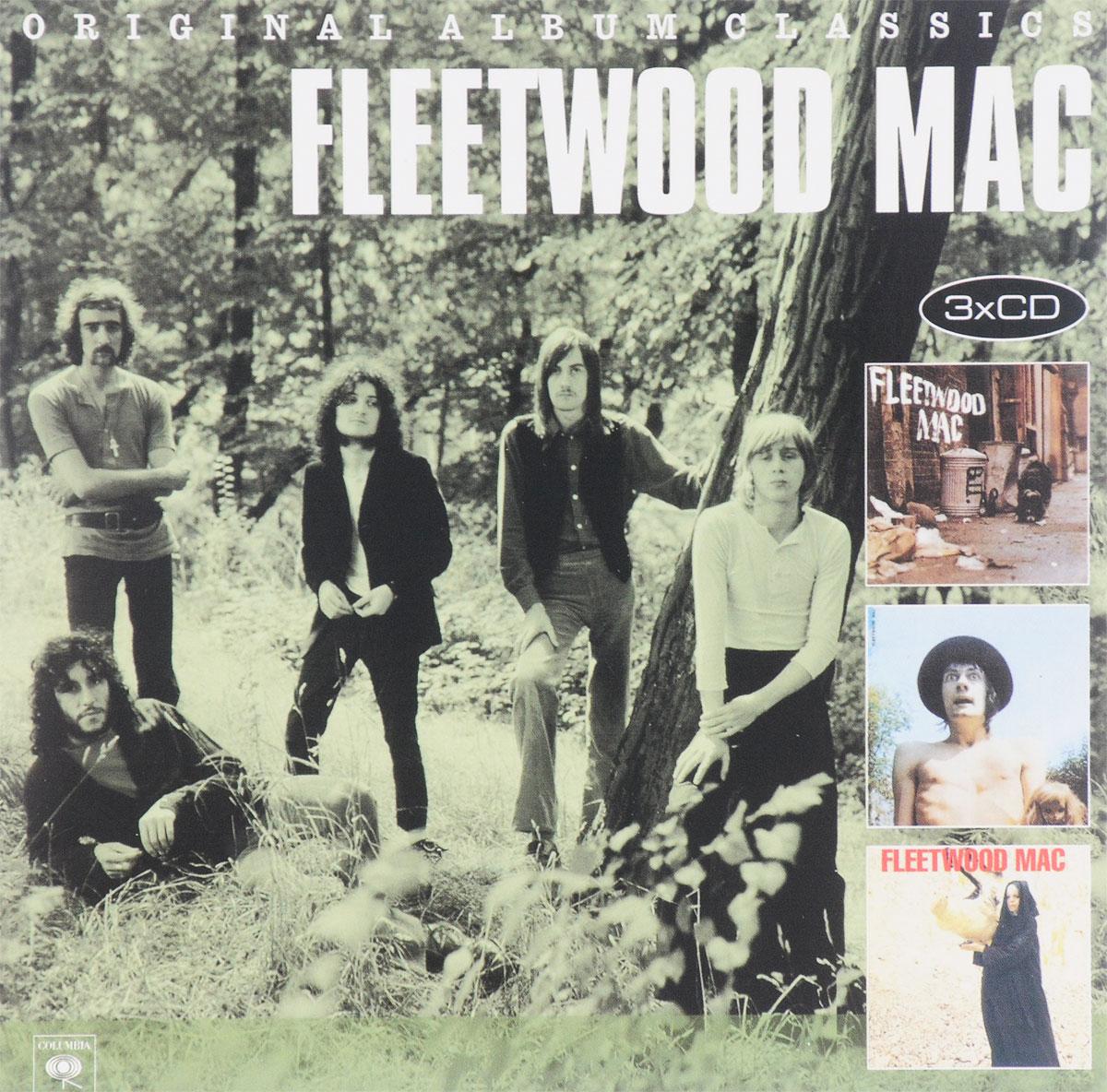 Fleetwood Mac Fleetwood Mac. Original Album Classics (3 CD) fleetwood mac fleetwood mac kiln house