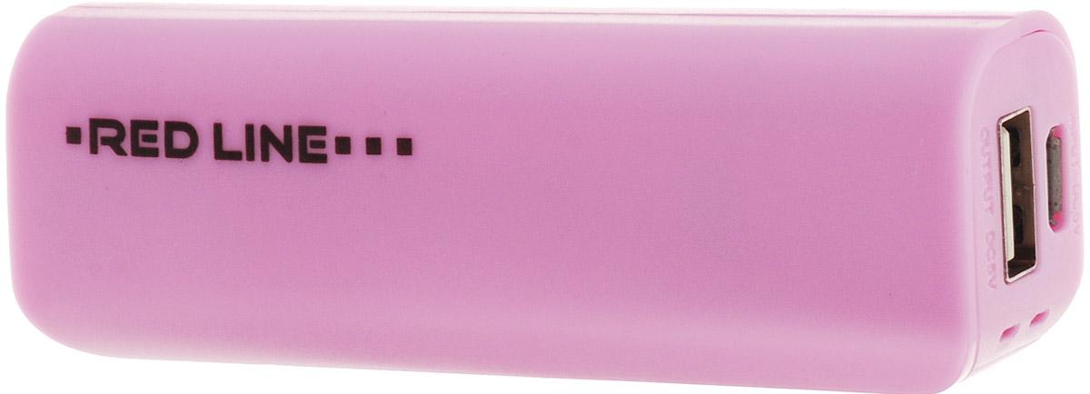 Red Line R-3000, Pink внешний аккумулятор