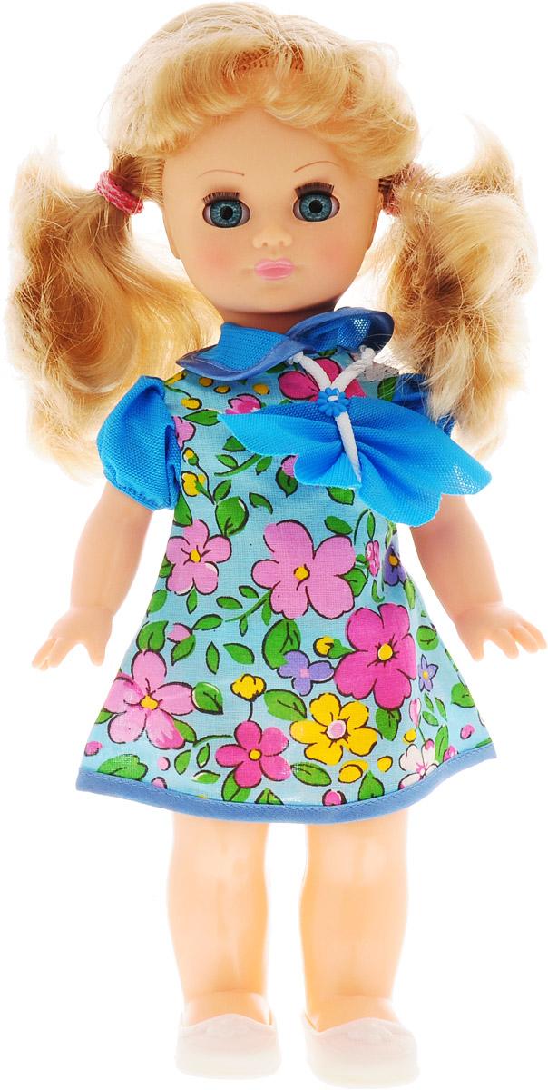 Весна Кукла озвученная Лена цвет платья голубой куклы и одежда для кукол весна озвученная кукла саша 1 42 см