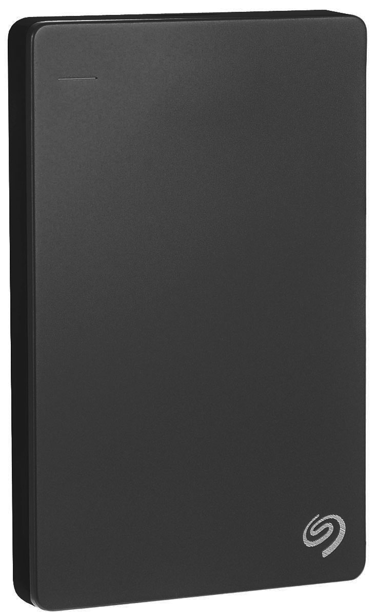 Zakazat.ru Seagate Backup Plus Portable Slim 1TB USB3.0, Black (STDR1000200) внешний жесткий диск