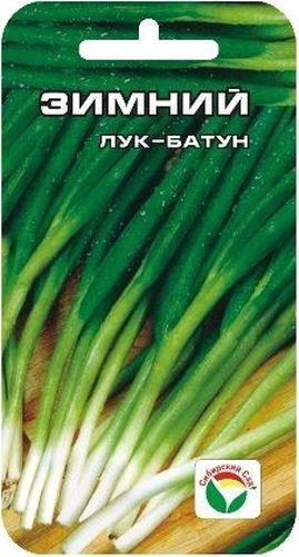 Семена Сибирский сад Лук батун. Зимний РусскийBP-00000242Раннеспелый сорт с сочным и нежным пером, быстро отрастает после таяния снега. Растение высотой 55-60см, морозостойкий, салатного назначения. За лето производят 5-6 срезов на перо.