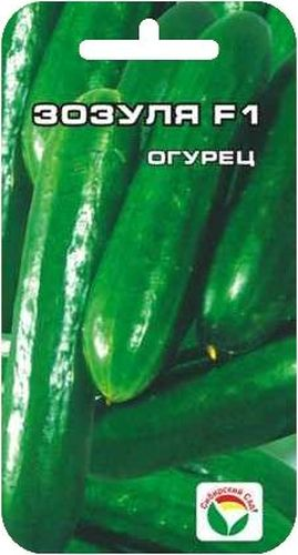 Семена Сибирский сад Огурец. Зозуля, 7 штBP-00000296Популярный раннеспелый партенокарпический гибрид для теплиц и временныхукрытий. Не требует пчелоопыления. Растение средне-плетистое ссаморегулированием ветвления. Плоды цилиндрические, темно-зеленые, сослабобугорчатой поверхностью, пригодны для засола. Гибрид устойчив коливковой пятнистости и вирусу огуречной мозаики. Обладает очень высокойурожайностью - до 40 кг с 1 м2. На 1 м2 теплицы размещают 2-3 растения. Для ускорения процесса всхожести семян, оздоровления растений, улучшениязавязываемости плодов рекомендуется пользоваться специальноразработанными стимуляторами роста и развития растений.