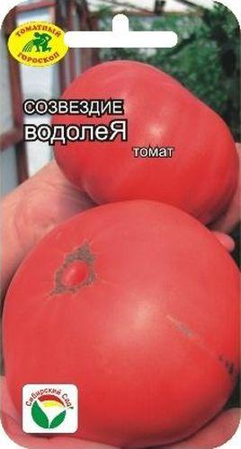 Семена Сибирский сад Томат. Водолей семена сибирский сад томат гулливер