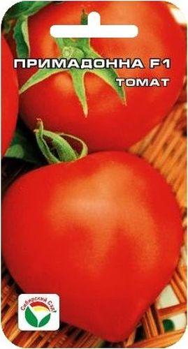Семена Сибирский сад Томат. Примадонна, 15 штBP-00000614Гибрид Примадонна раннеспелый (от всходов до начала созревания плодов 90-95 дней). Куст мощный, хорошо облиственный, высотой 120-130 см. Плоды интенсивно-красные, элегантной формы - круглые с носиком, плотные, транспортабельные, очень вкусные, массой до 150 г. Пригодны для приготовления летних салатов и любых видов переработки. Урожайность сорта достигает 16-18 кг с 1 м2. Рекомендуется для выращивания в пленочных теплицах и открытом грунте. Посев на рассаду производят за 50-60 дней до высадки растений на постоянное место. Оптимальная постоянная температура прорастания семян 23-25°С. При высадке в грунт на 1 м2 размещают 3-4 растения. Сорт хорошо реагирует на полив и подкормки комплексными минеральными удобрениями. Выращивается в 1-2 стебля с подвязкой и пасынкованием. Для ускорения процесса всхожести семян, оздоровления растений, улучшения завязываемости плодов рекомендуется пользоваться специально разработанными стимуляторами роста и развития растений.