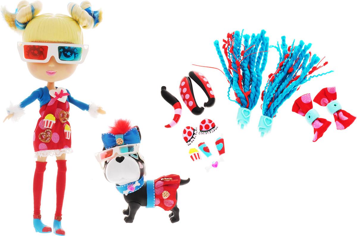 Cutie Pops Игровой набор с куклой Starr и собачкой куклы jada набор кьюти попс делюкс кукла стар с собачкой