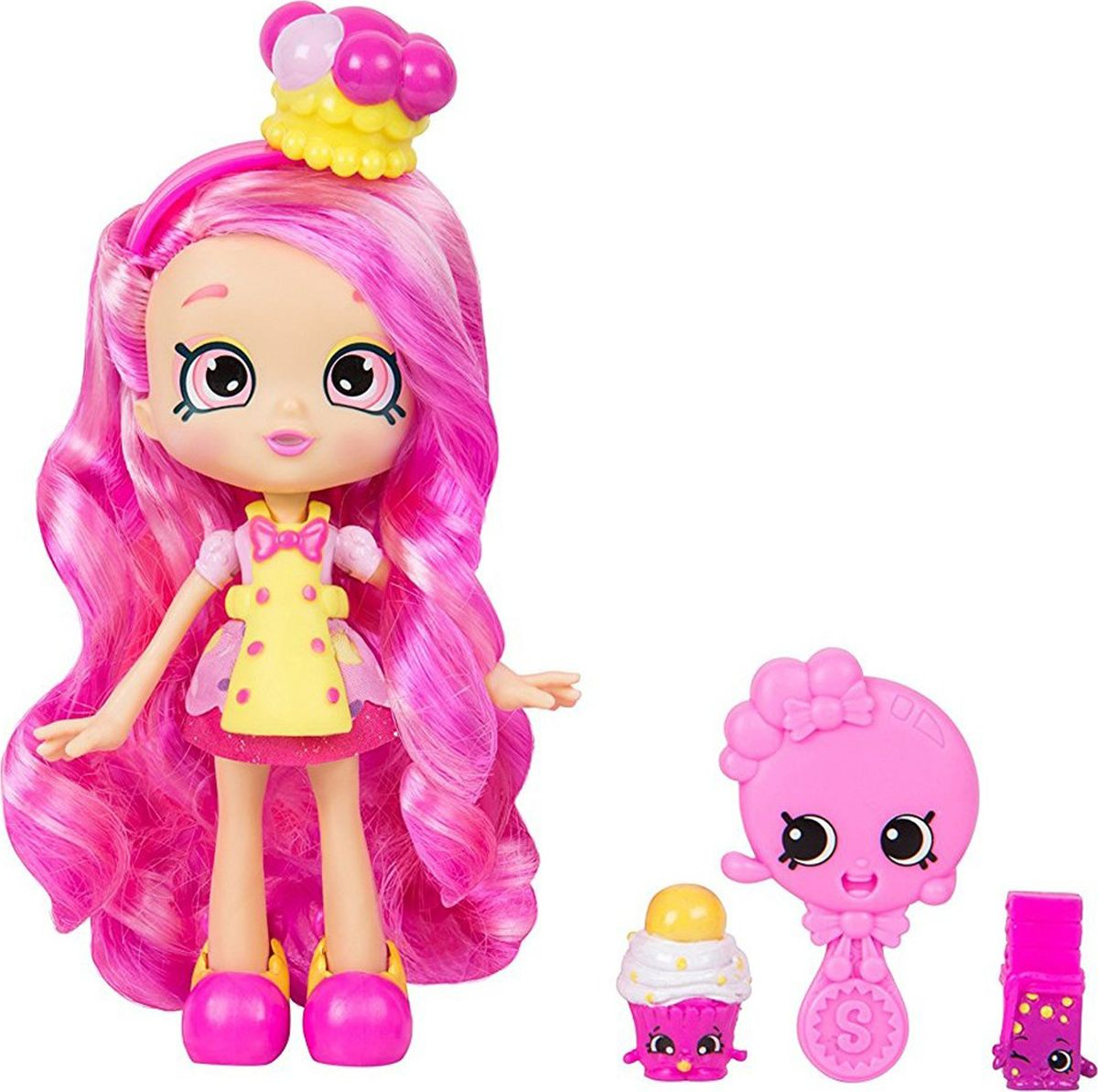 Shopkins Мини-кукла Shoppies Bubbleisha shopkins кукла попетта