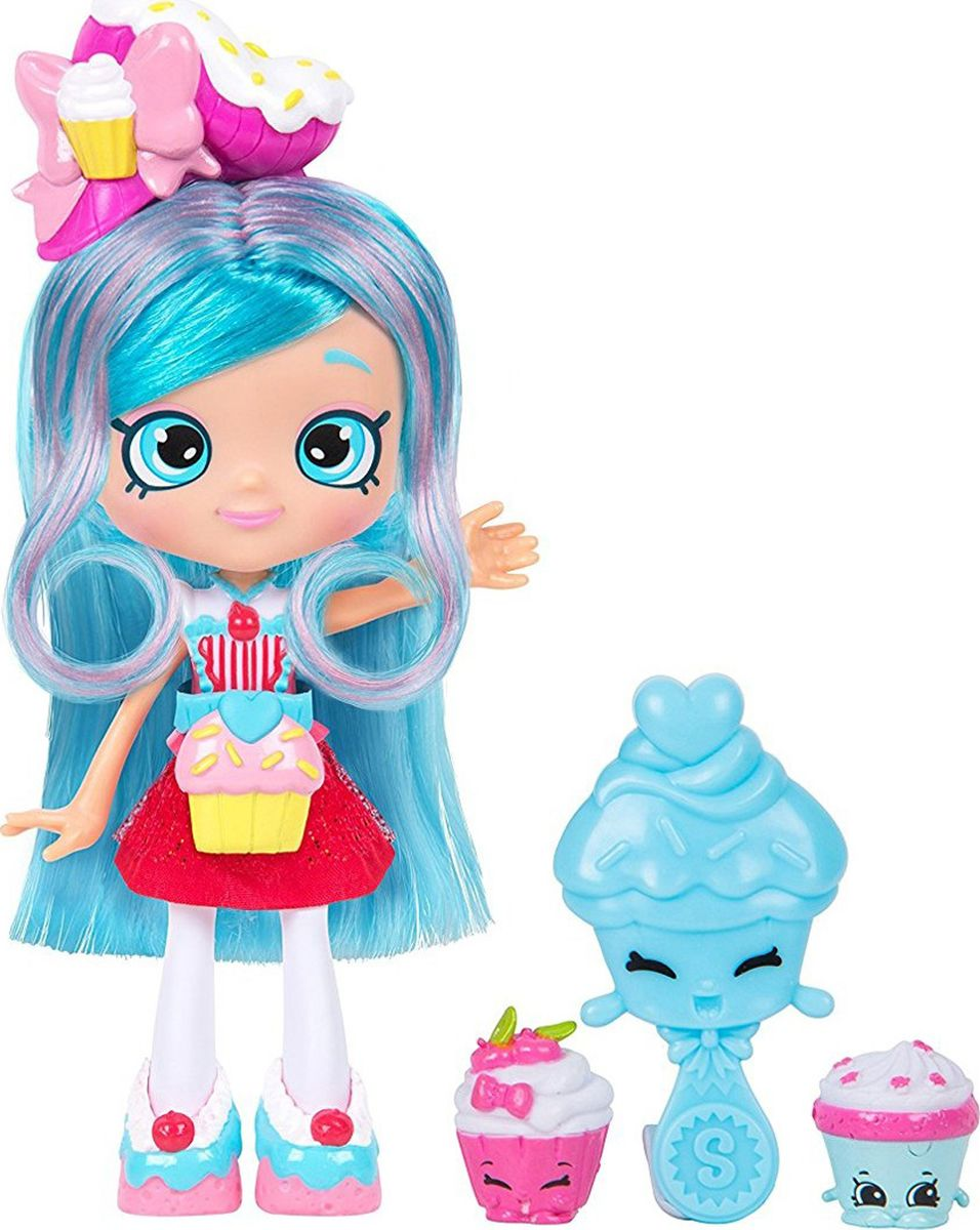 Shopkins Мини-кукла Shoppies Jessicake shopkins кукла попетта