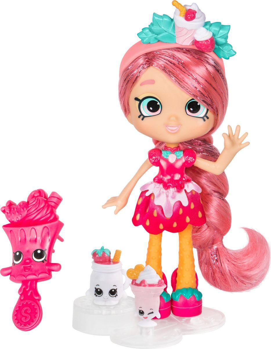 Shopkins Мини-кукла Shoppies Цветочная Lusy Smoothie куклы дефа люси