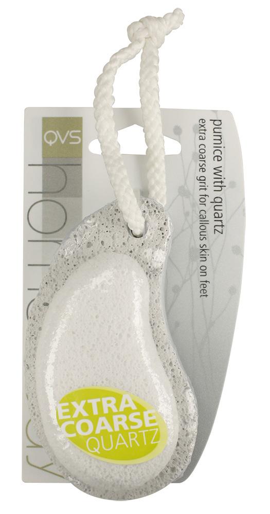 QVS Блок для педикюра из натуральной пемзы и кварца10-2019Блок для педикюра из натуральной пемзы и кварцаКомпактные и эргономичные комбинированные блоки из кварца и пемзы подарят вашим ножкам ощущение чистоты и мягкости.Как ухаживать за ногтями: советы эксперта. Статья OZON Гид
