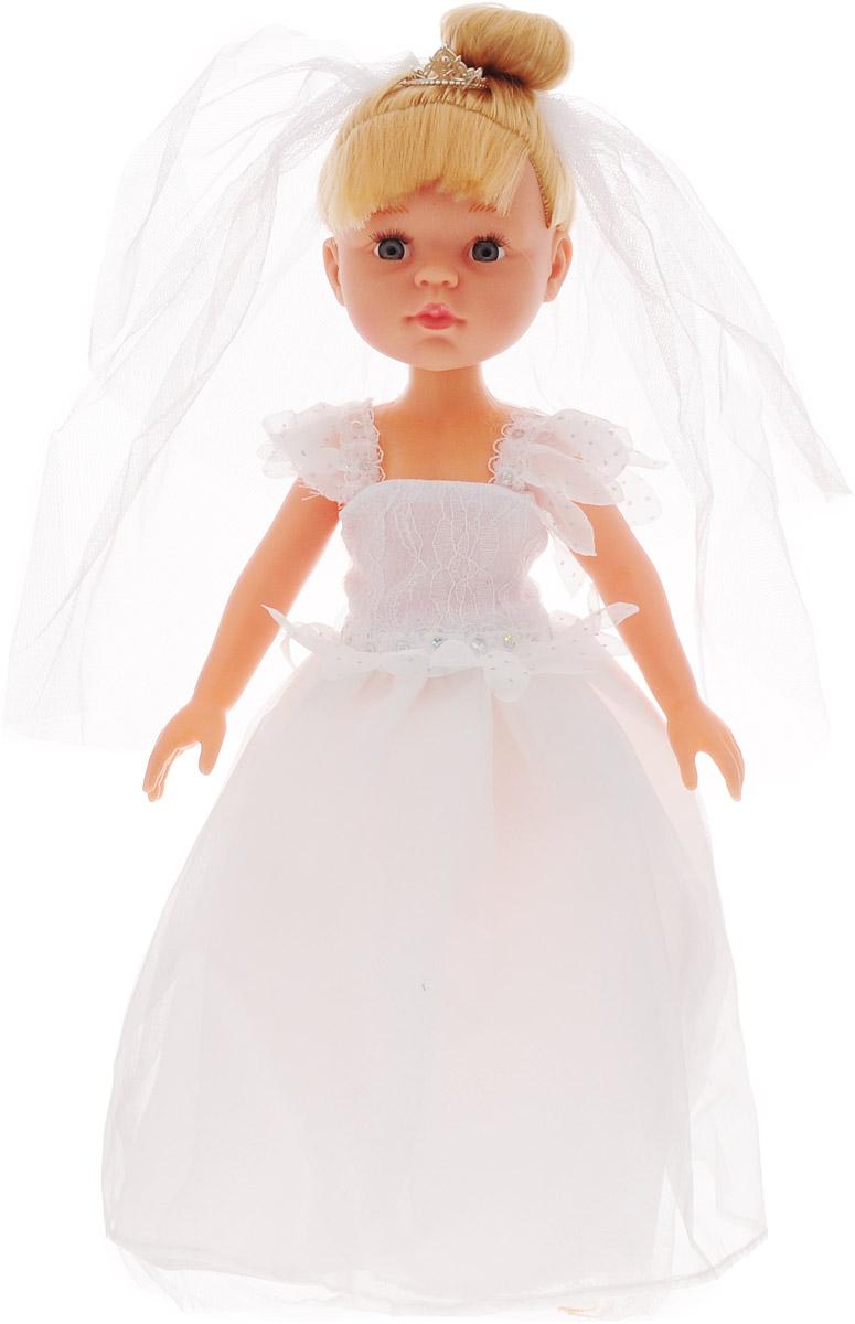 ABtoys Кукла Весенний вальс Блондинка abtoys кукла зимняя фея сноусторм