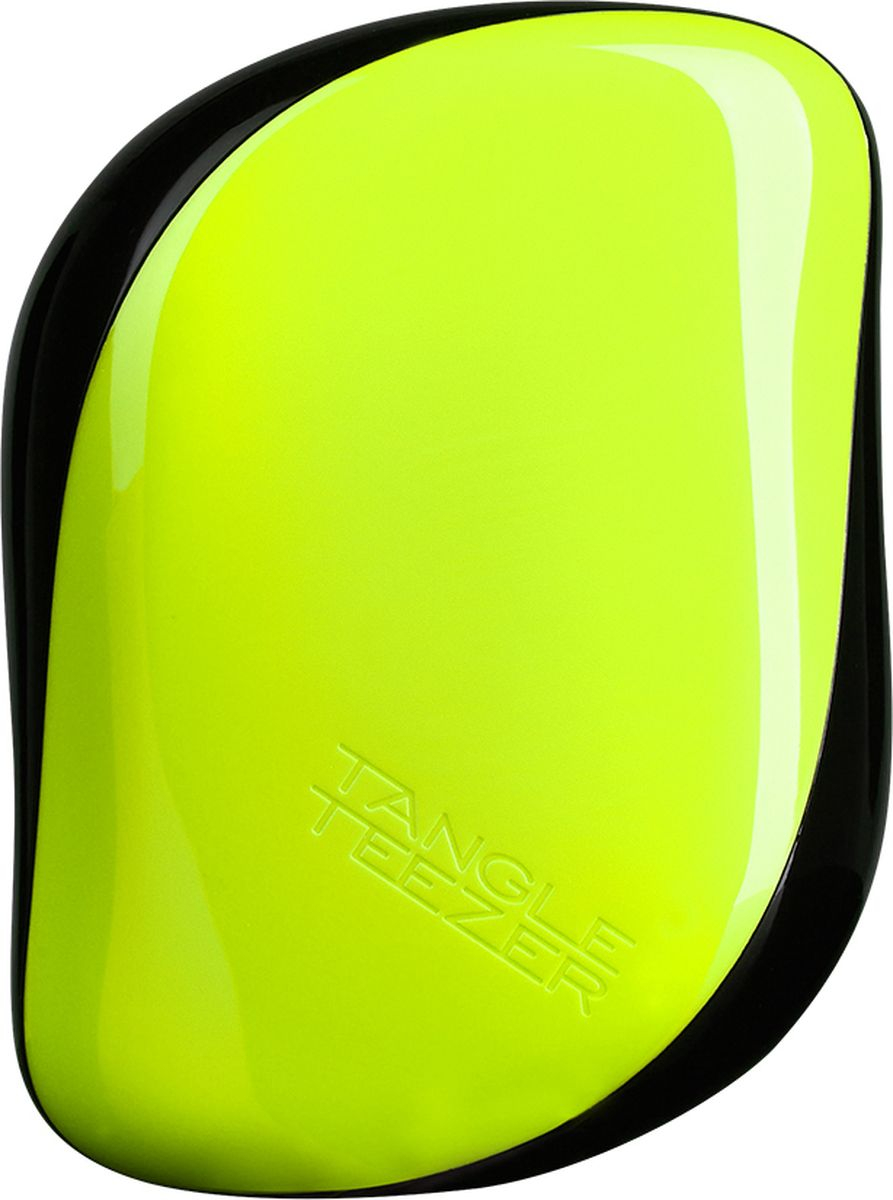 Tangle Teezer Compact Styler Yellow Zest расческа для волос