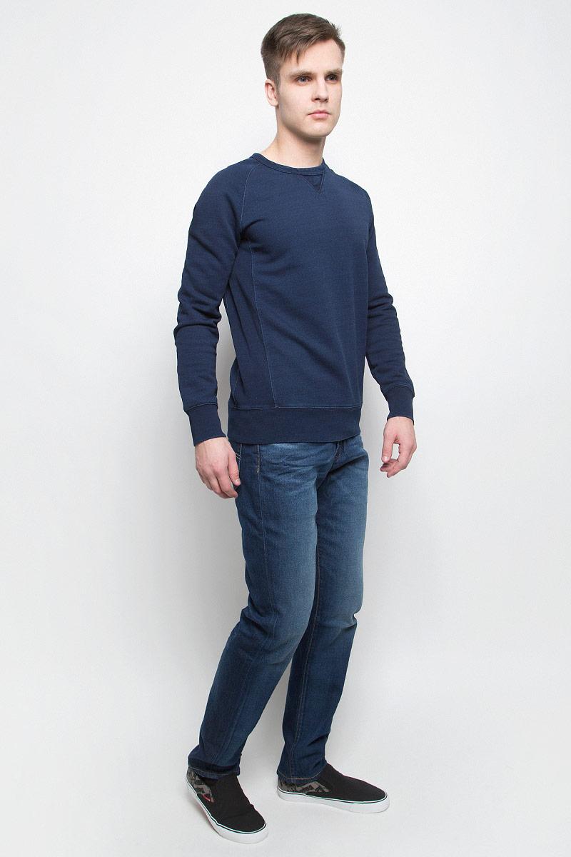 Свитшот мужской Levi's®, цвет: темно-синий. 1580500170. Размер XXL (54)