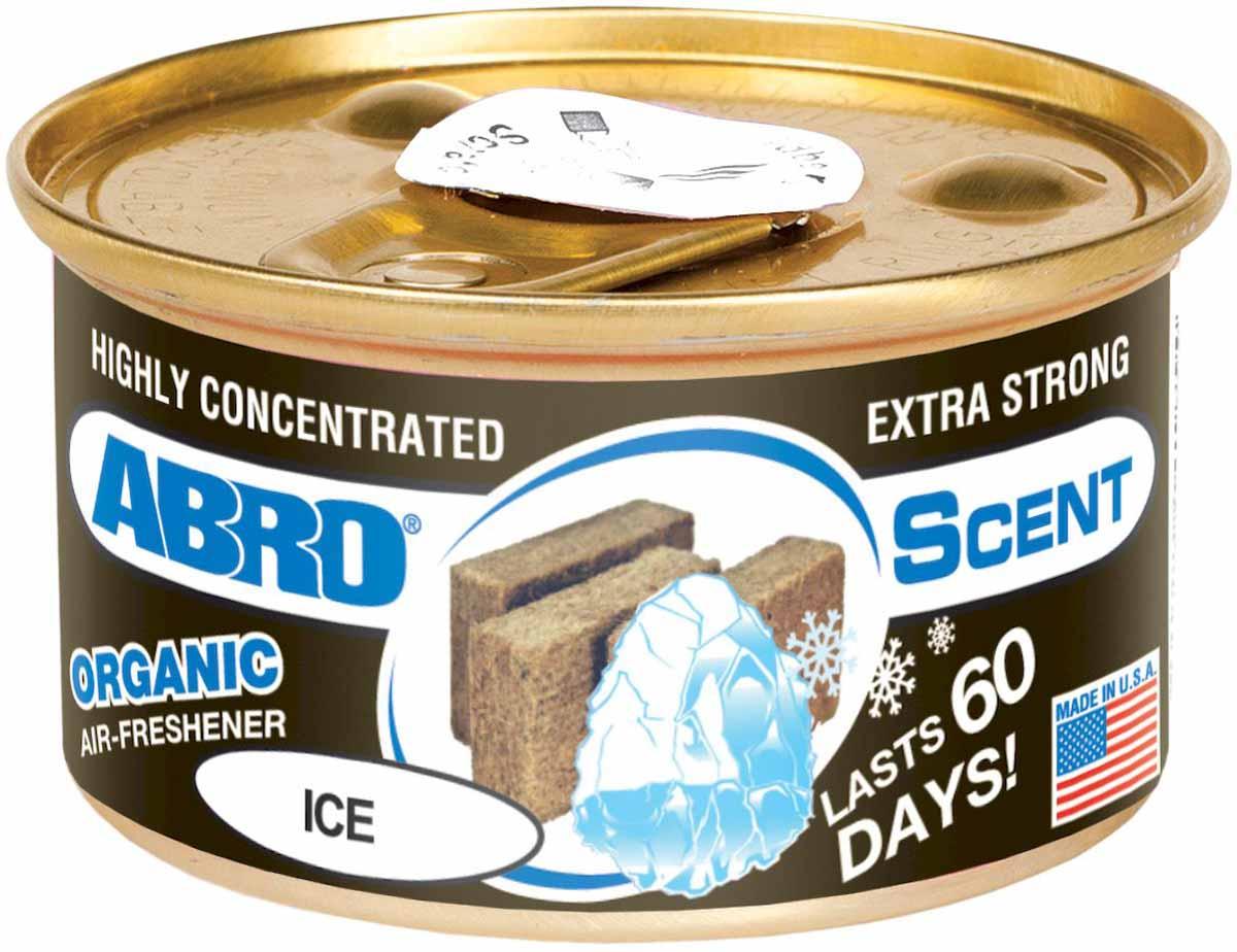 Освежитель воздуха Abro Органик, черный ледAS-560-IBВысококонцентрированный освежитель воздуха на основе натуральных органических компонентов с широкой линейкой приятных ароматов сохраняет аромат до 60 дней.Содержит органические натуральные компоненты.